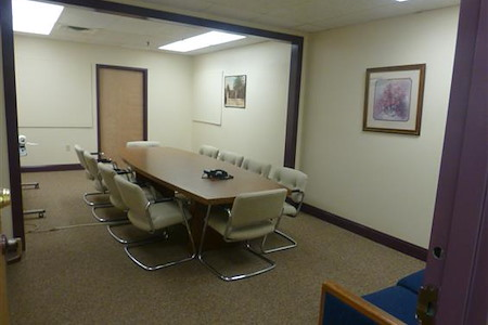 Shelburne Office Space