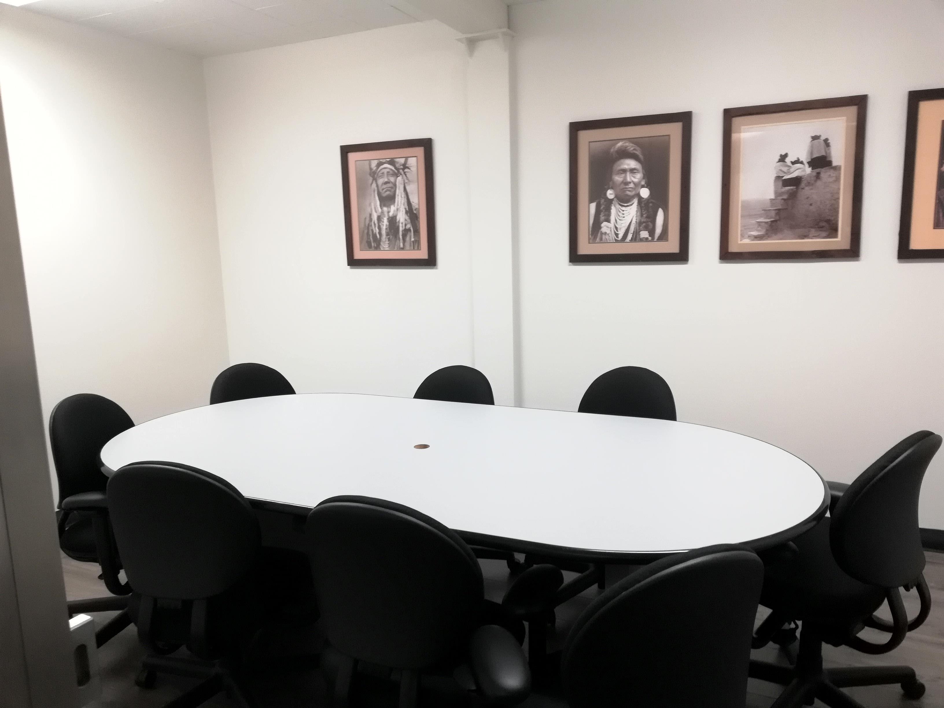 Ketchum Works - Vault Meeting Room
