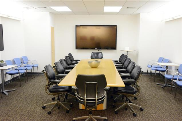 Rockefeller Group Business Centers NYC - 48 Wall Street - Conference Room B