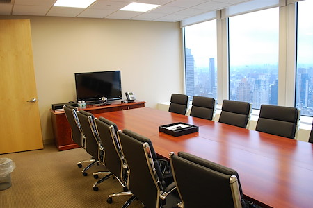 Golkow Conference Rooms - One Penn Plaza NYC - Video Conferencing Room