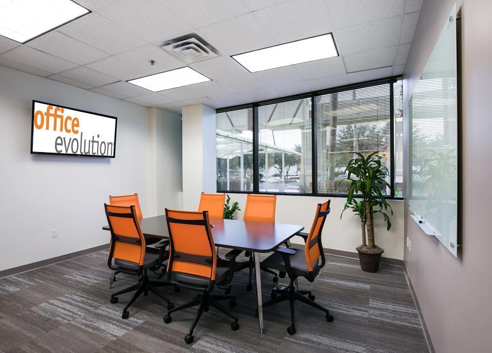 Office Evolution - Jacksonville - Palmetto Room -Conference Room 1