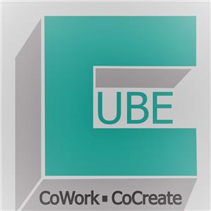Logo of CUBE CoWork @ Esaie Couture