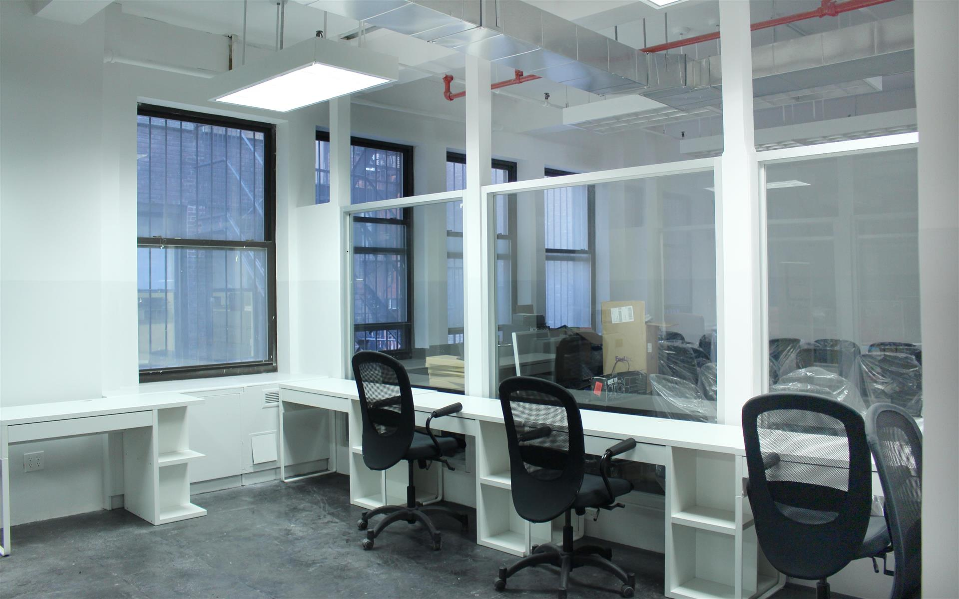 Ensemble - Coworking in Midtown Manhattan - Team Office for 10