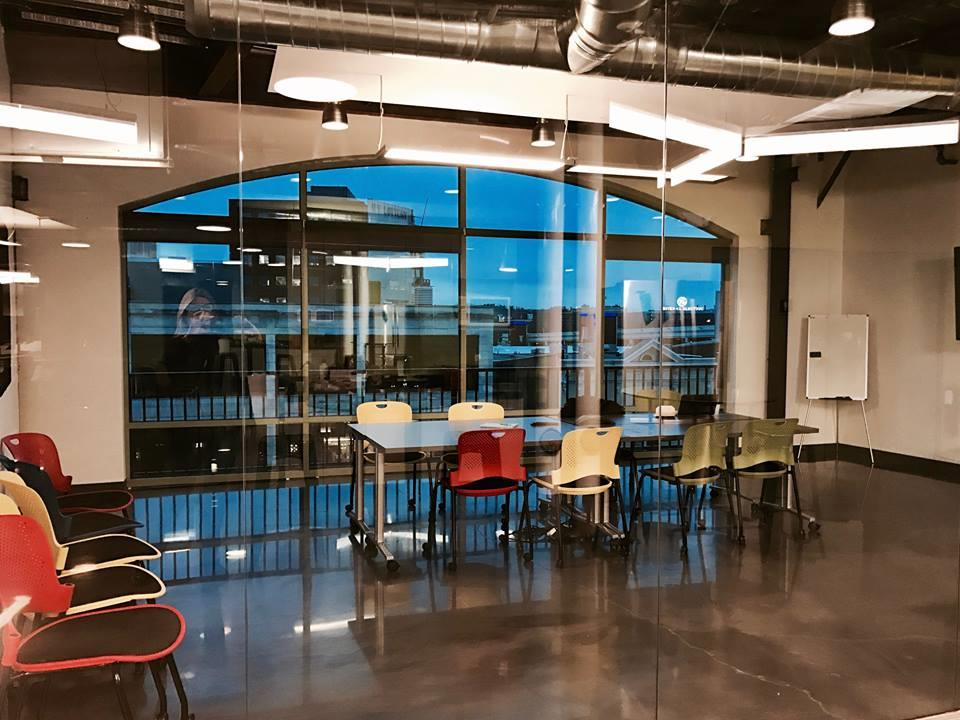 Electric City Innovation Center (ECIC) - State Street Conference Room