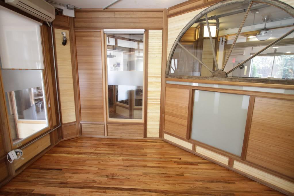 Soho Terrace - Interior Office #6