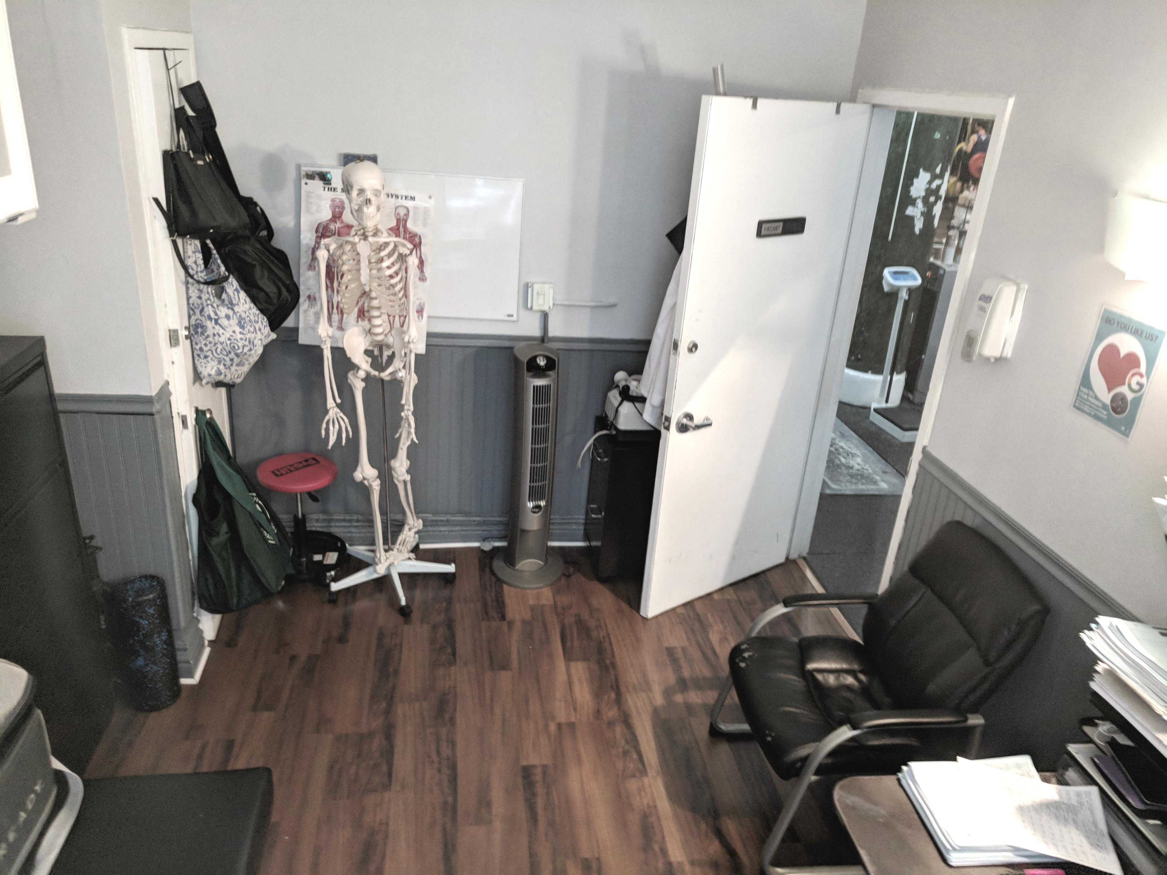 New York Personal Training - Larger Office