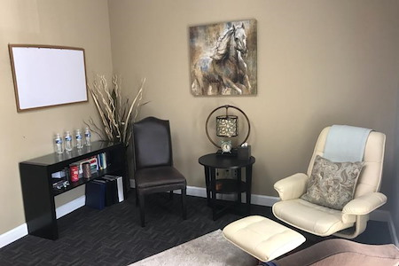 Hypnosis 2 Change - Office Space to Share with Large Window