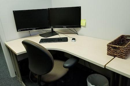 MTC Labs - Desk #1 (Fr 01 Mo)