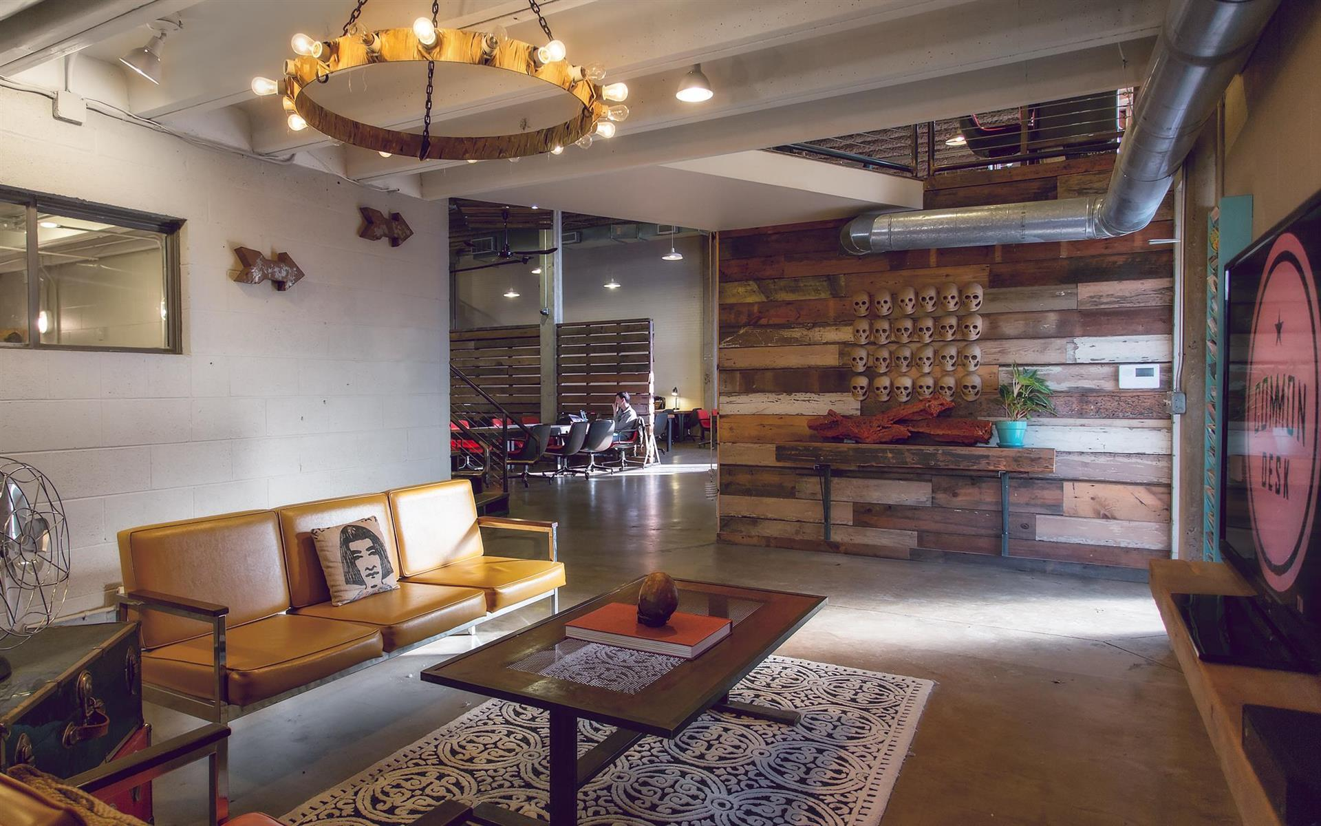 Common Desk | Deep Ellum - Day Pass Coworking