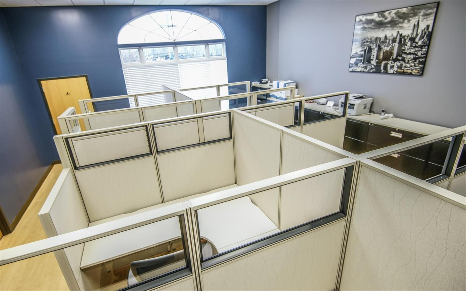 Liberty Office Suites - Montville - Workstation