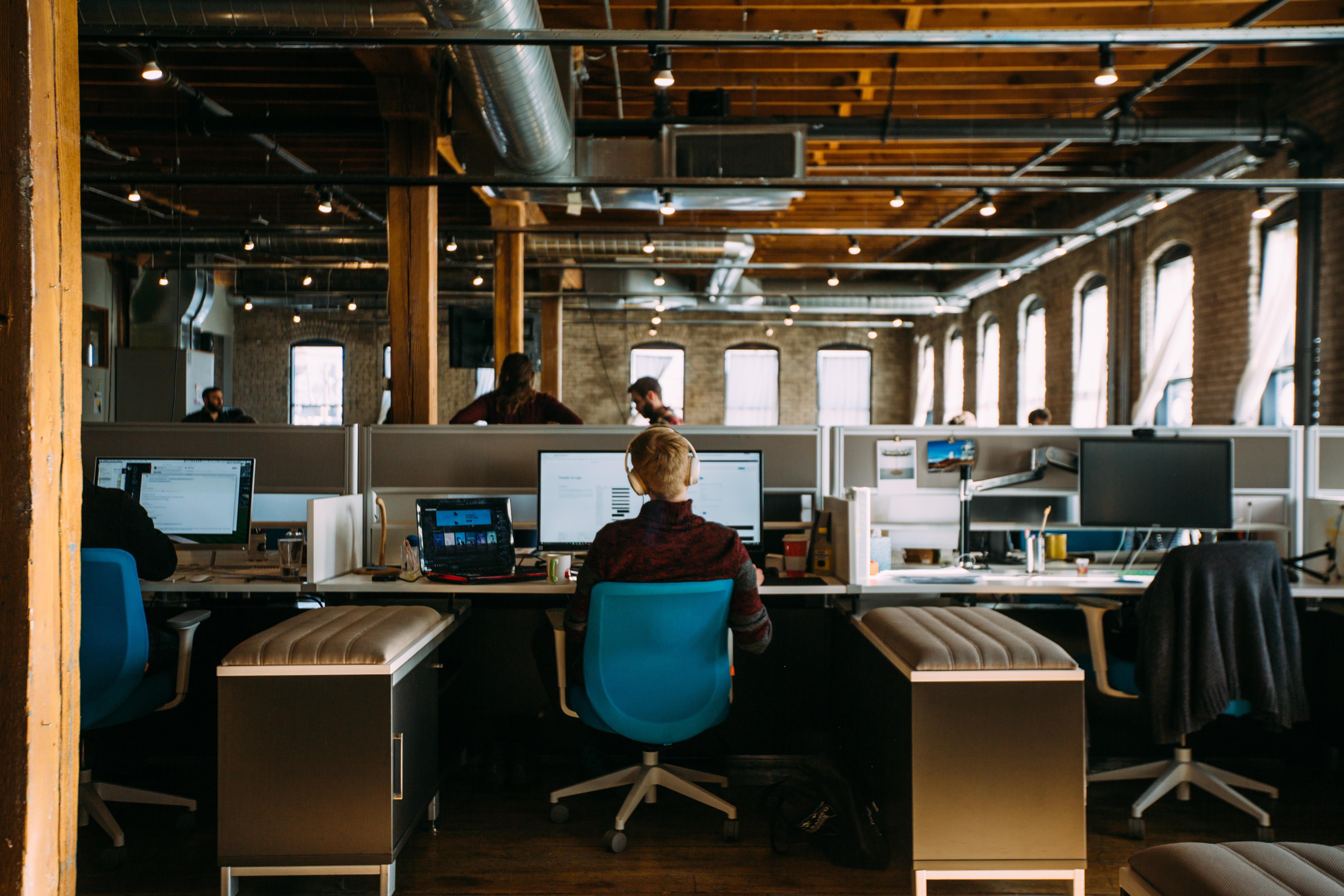 Fueled Collective – Minneapolis Northeast - Dedicated Desk