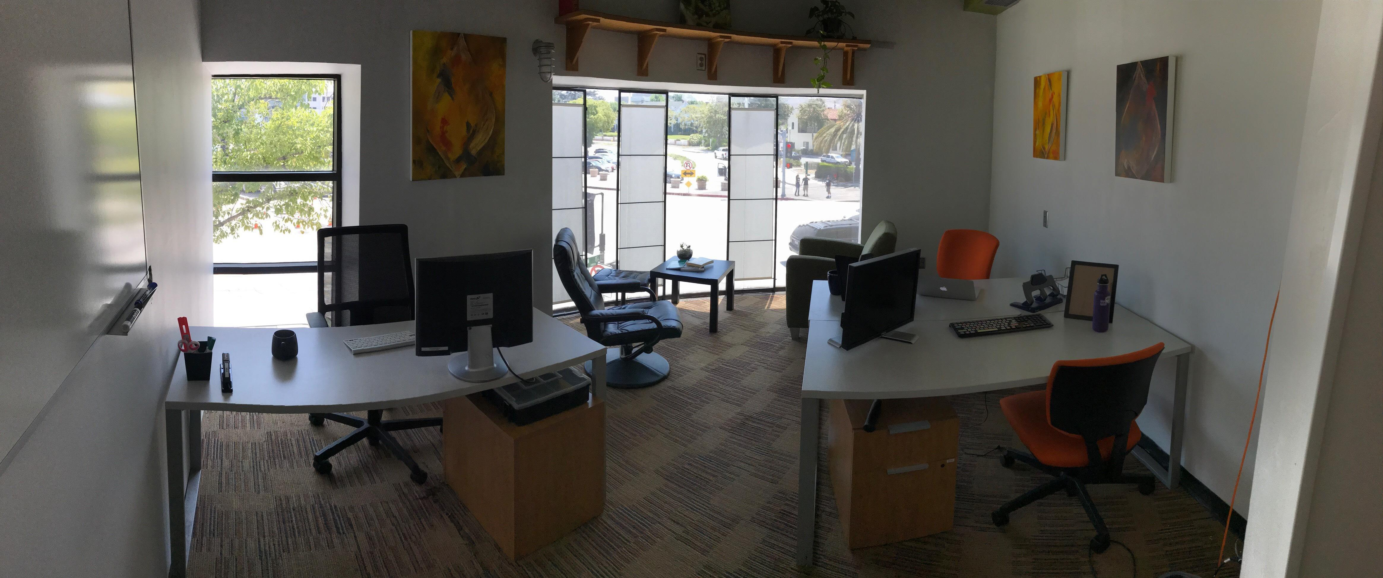 CulverWorks - Corner Office Suite