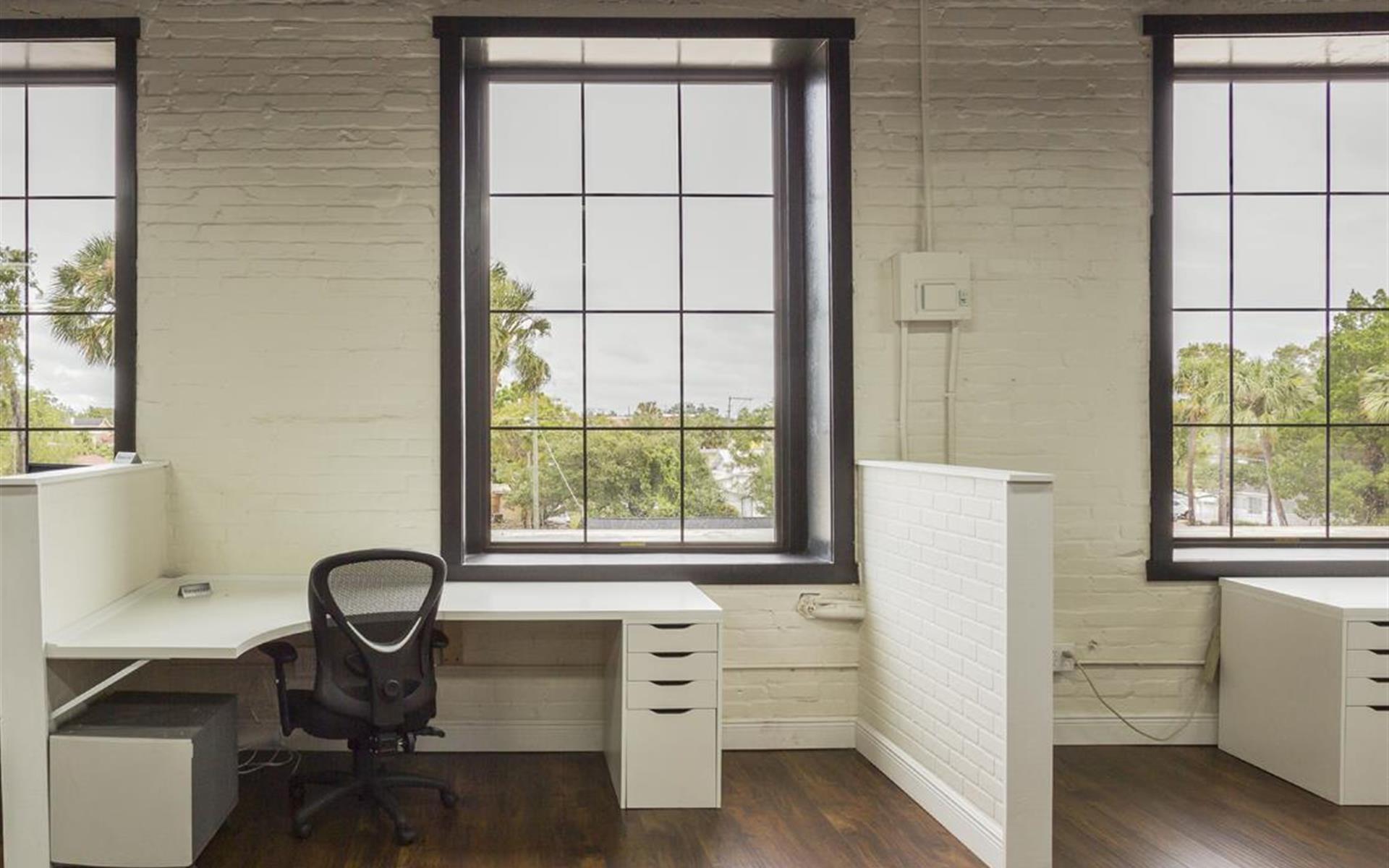 CoWorkTampa - Premium Dedicated Desk