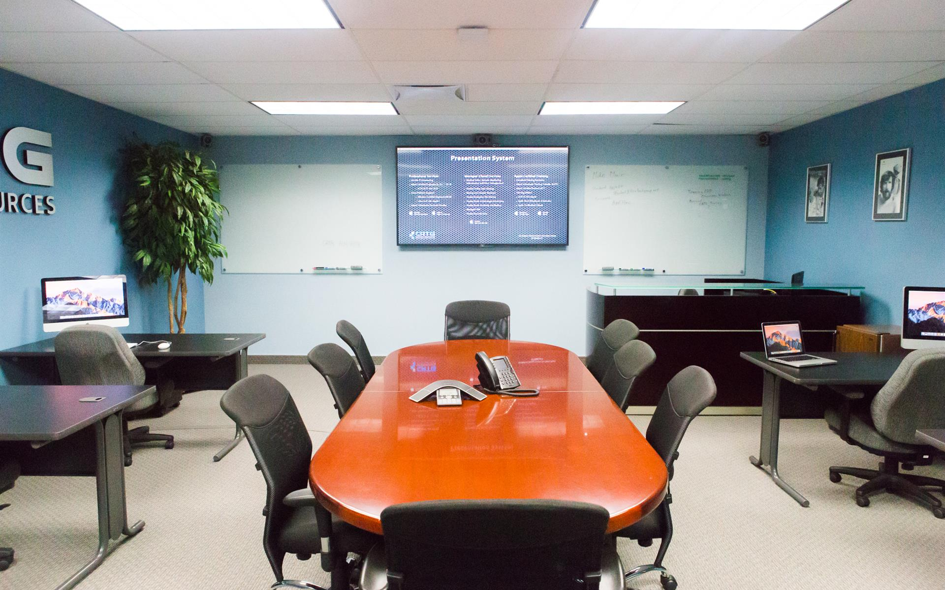 Creative Resources Technology Group - State-of-the-Art Training Center
