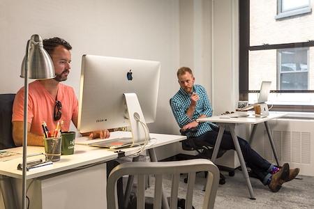 Novel Coworking Wacker - Office 208