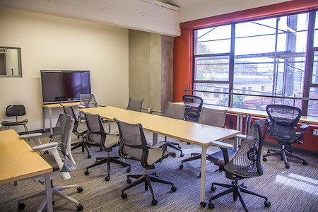 Impact Hub San Francisco - Team Office for 8-12 | Suite 206