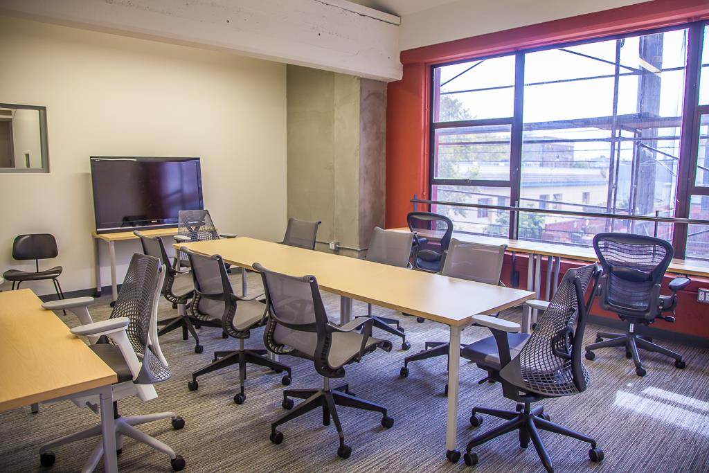 Impact Hub San Francisco - Team Office for 8-12 | Suite 304