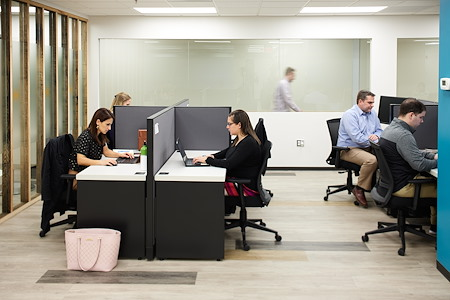 Launch Workplaces Rockville - Coworking