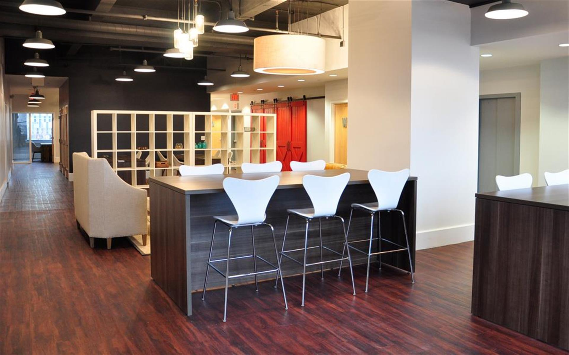 Idea Space - Back Bay - Open Desk