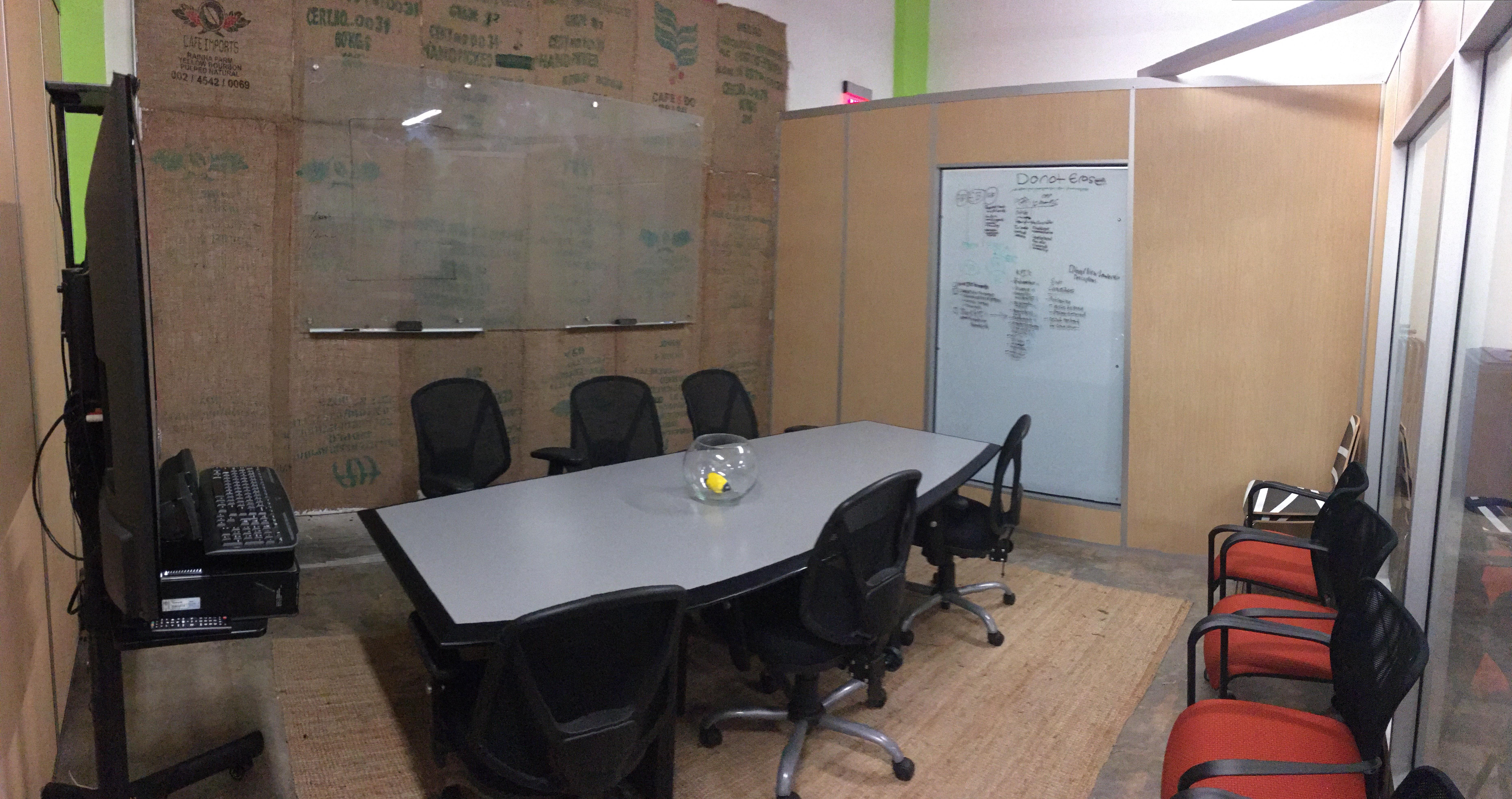 Palm Beach Tech Space - Fishbowl Conference Room