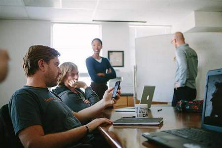 Work Evolution - Conference Room