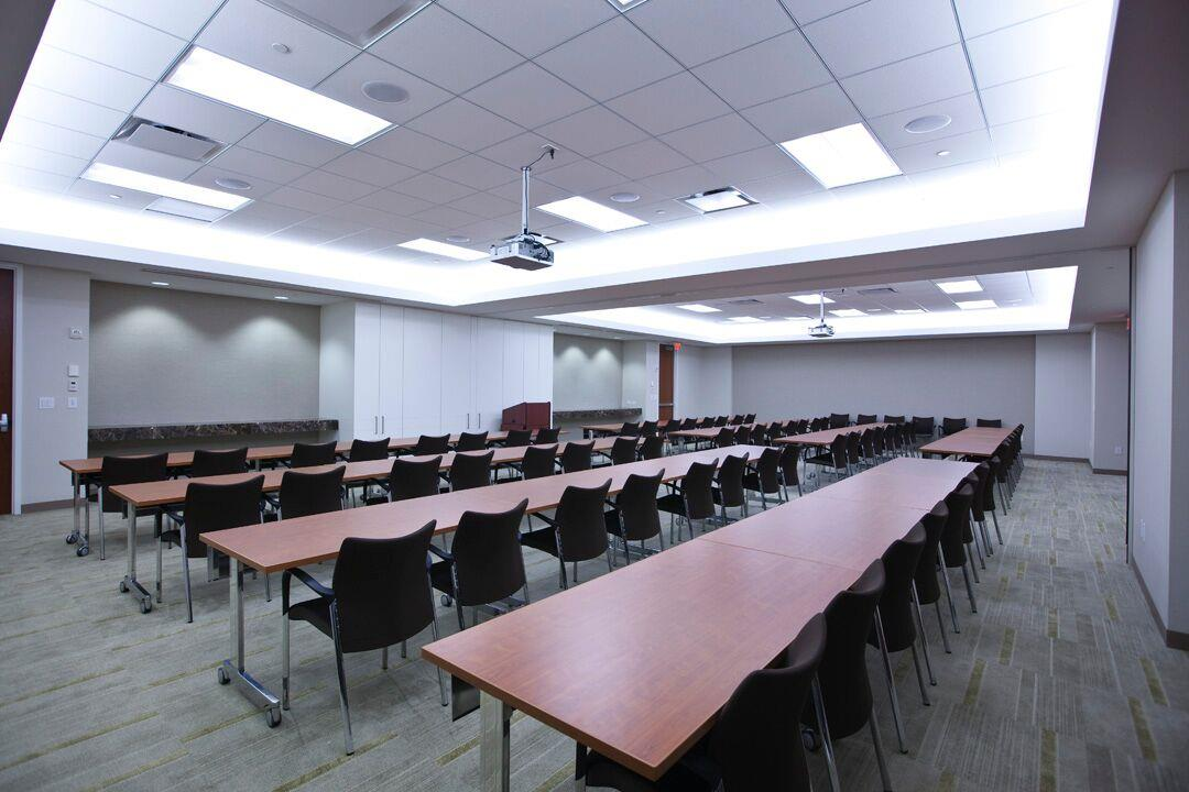 Nexus 1201 - Training and Event Space - Seating 100