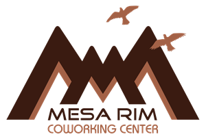 Logo of Mesa Rim CoWorking Center