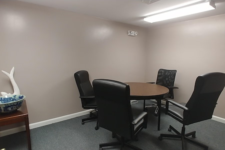 Coworking space offices - Meeting Room 1