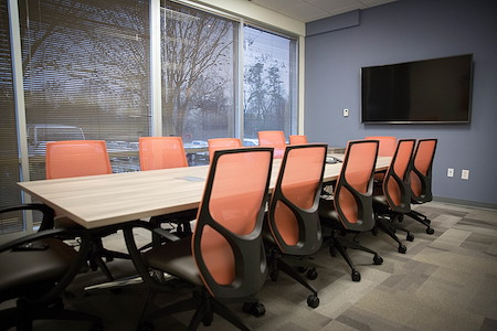 Office Evolution - University Research Park - Meeting Room 2