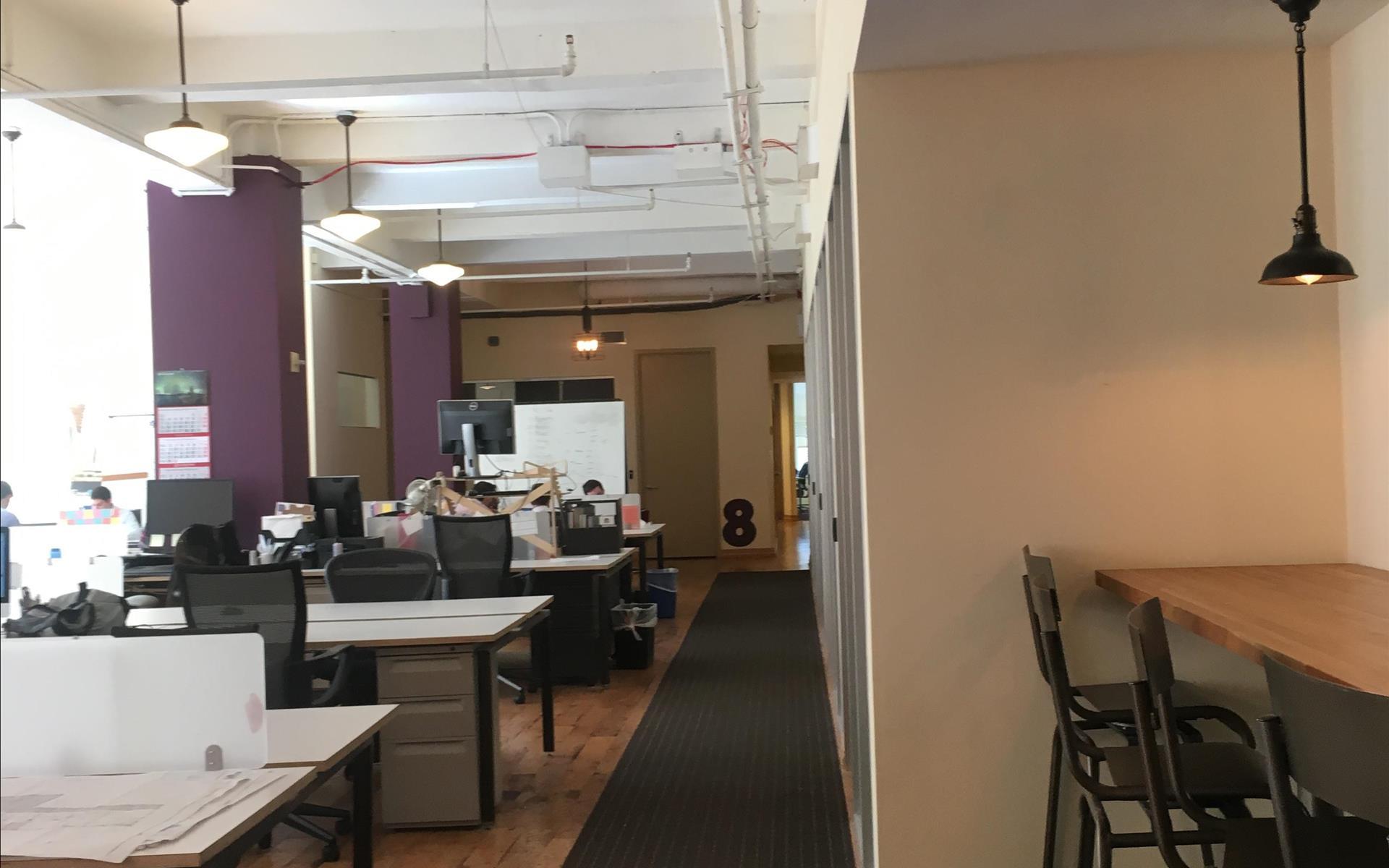 Coalition Flatiron - Dedicated Desk!