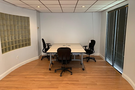 OuterVision Capital - Beach Office Space