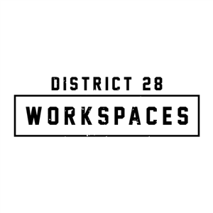 Logo of District 28 WorkSpace