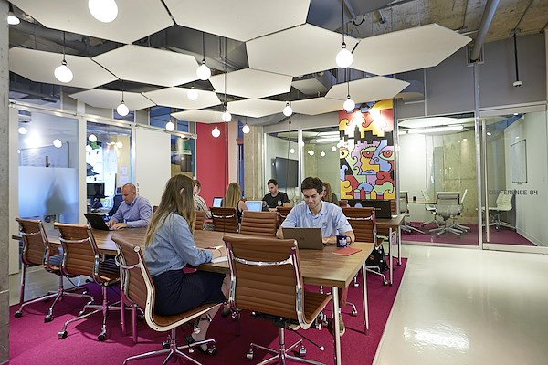 The Yard: Lincoln Square - Open Coworking