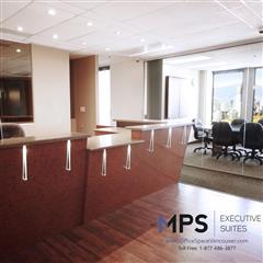 Host at MPS Executive Suites