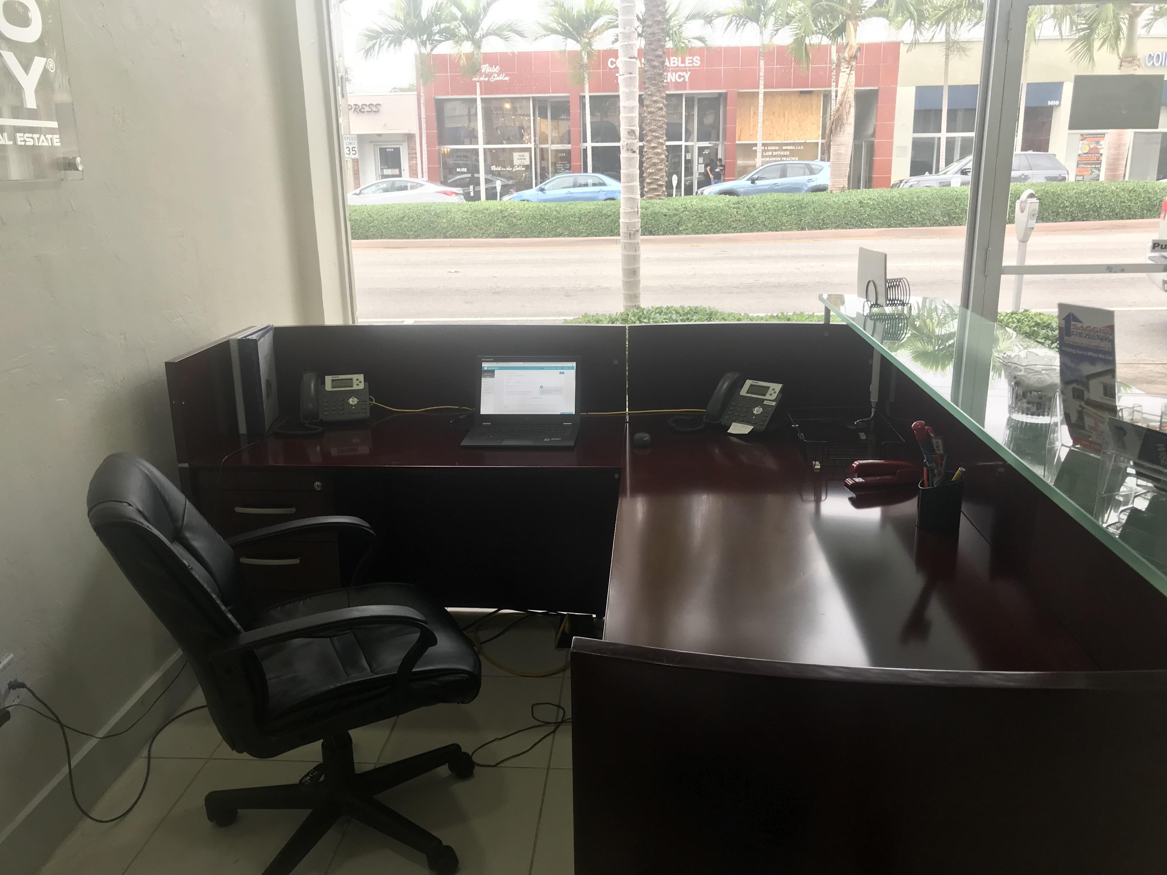 Saggio Realty, Inc. - Dedicated Desk 1