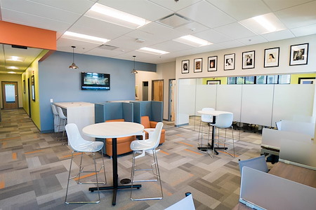 Office Evolution - Nashville - Co-working space