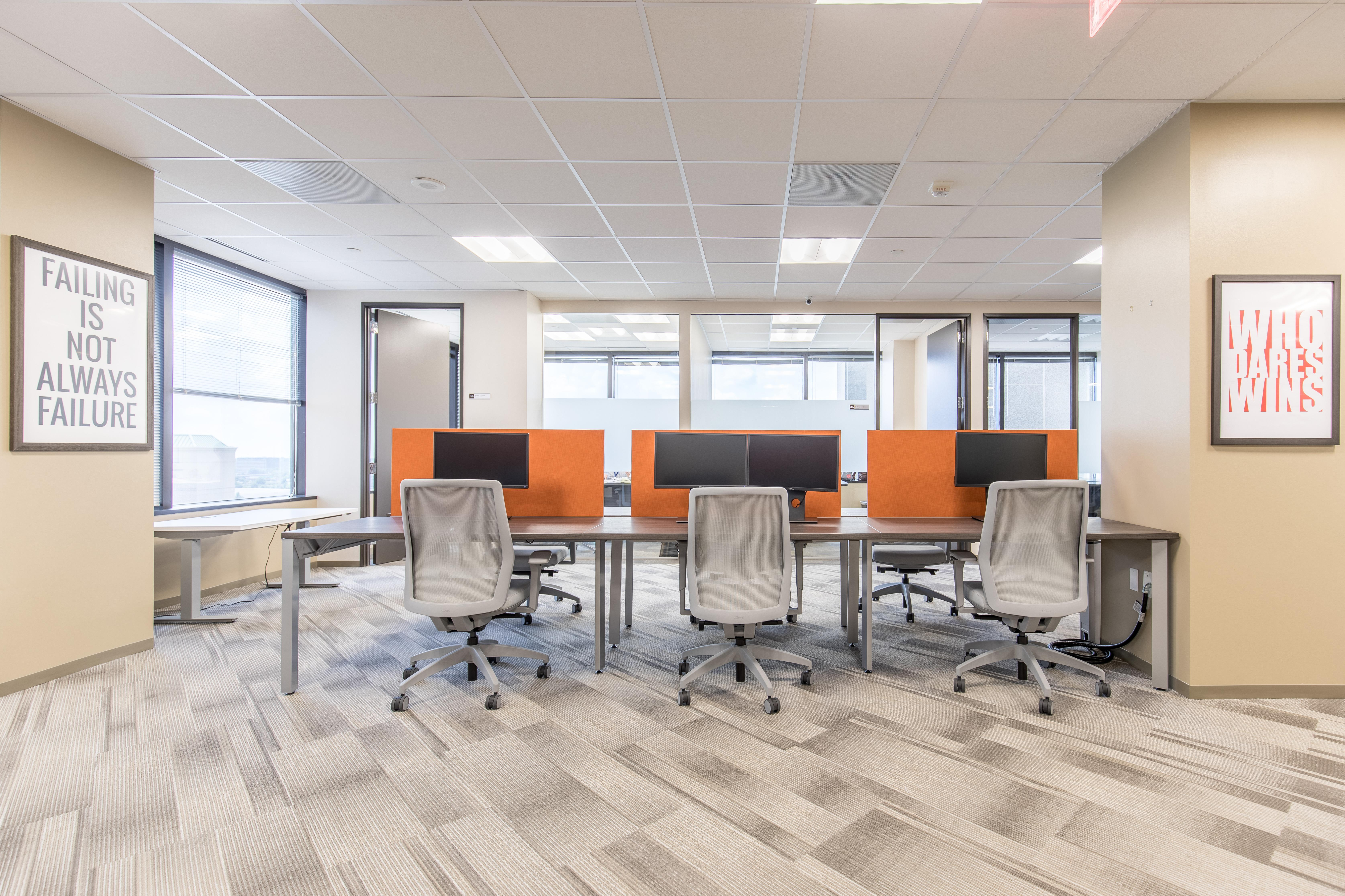 Chisel – Coworking for Lawyers at FH+H - Dedicated Desk 1