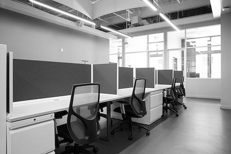 BLANKSPACES Pasadena - Dedicated Desk