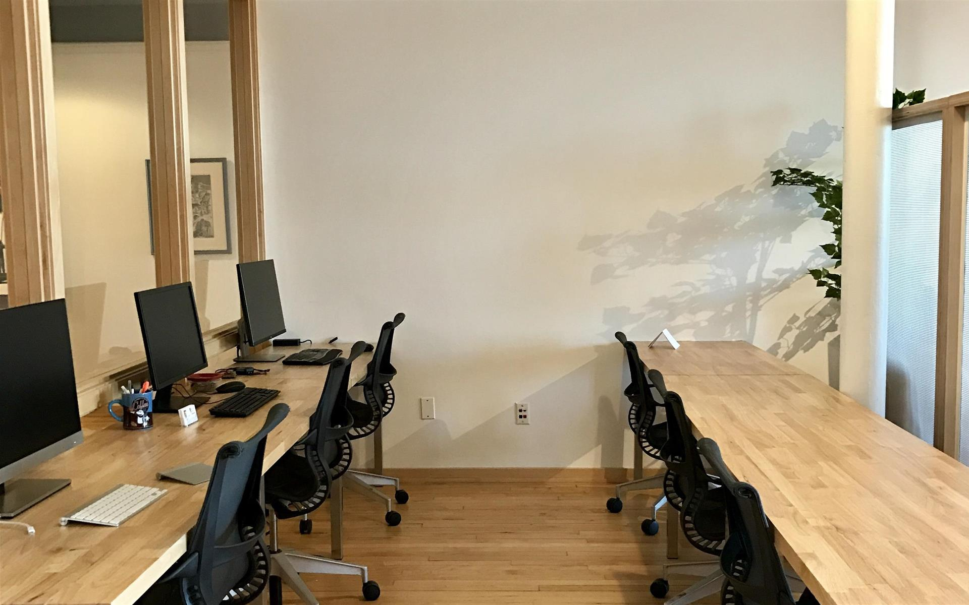 The Treehuis - Dedicated Desk