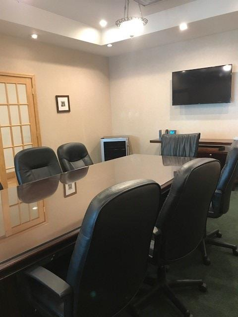 The Business Hub Saratoga - Executive Board Room