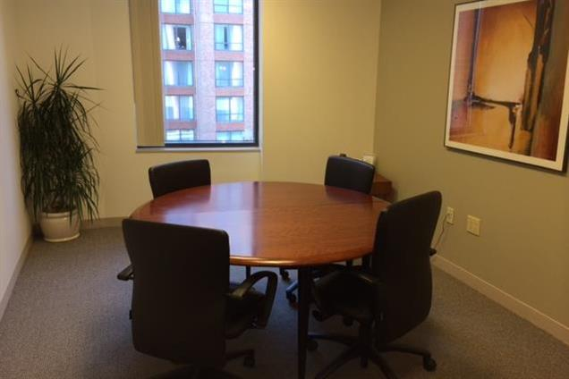 Carr Workplaces - Old Town - Pendleton Room