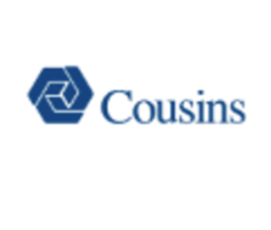 Logo of Cousins | 3350 Peachtree