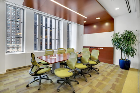 Carr Workplaces - Central Park - The Madison Room