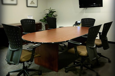 Creve Coeur Workspace - Front Conference Room