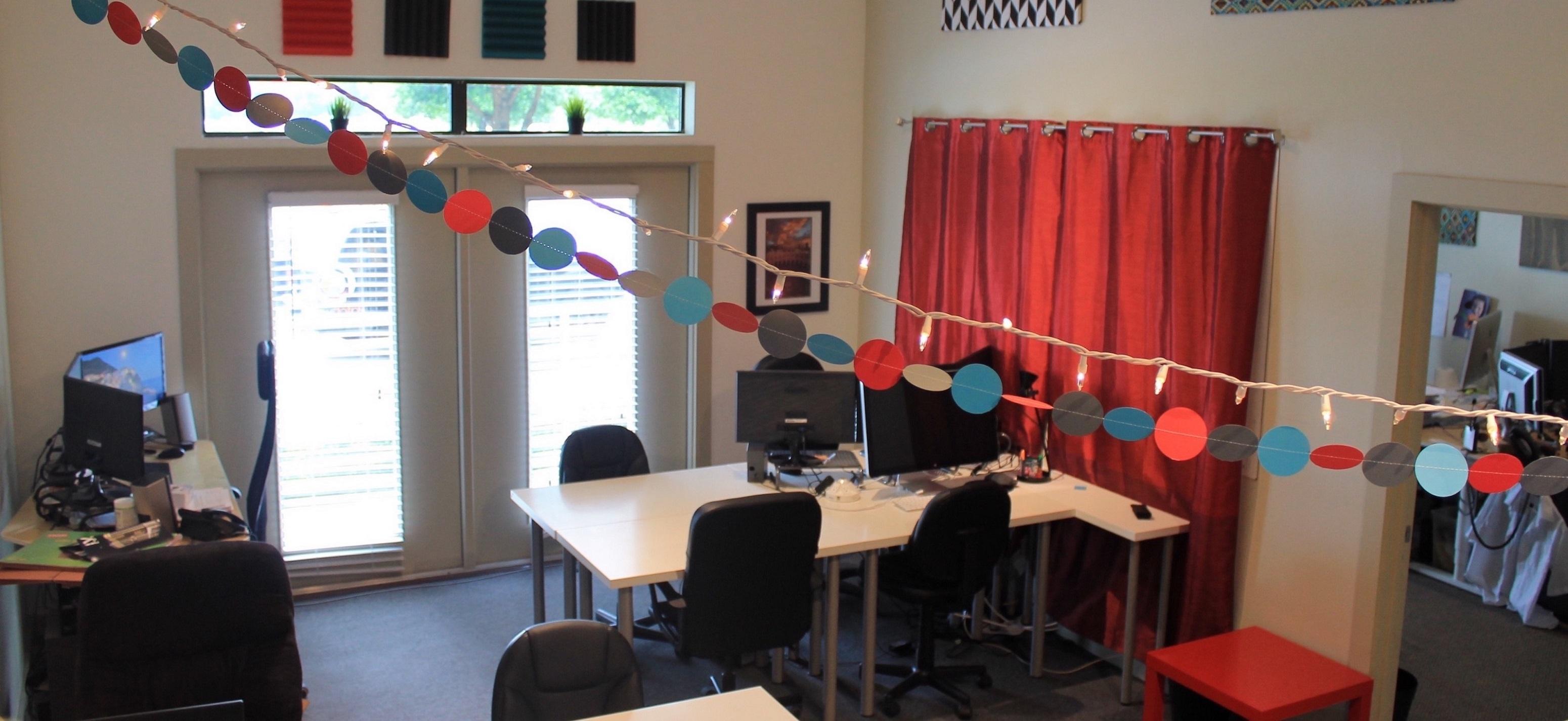 Patchwork Austin Coworking - Open Desk Membership