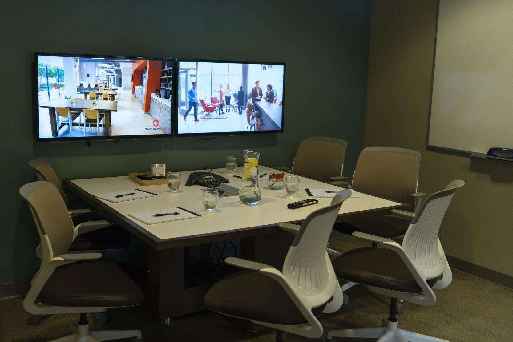 Serendipity Labs - Rye NY - Electra Meeting Room