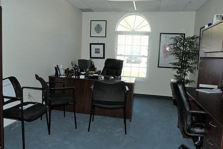 Jefferson Workspace - Private Office