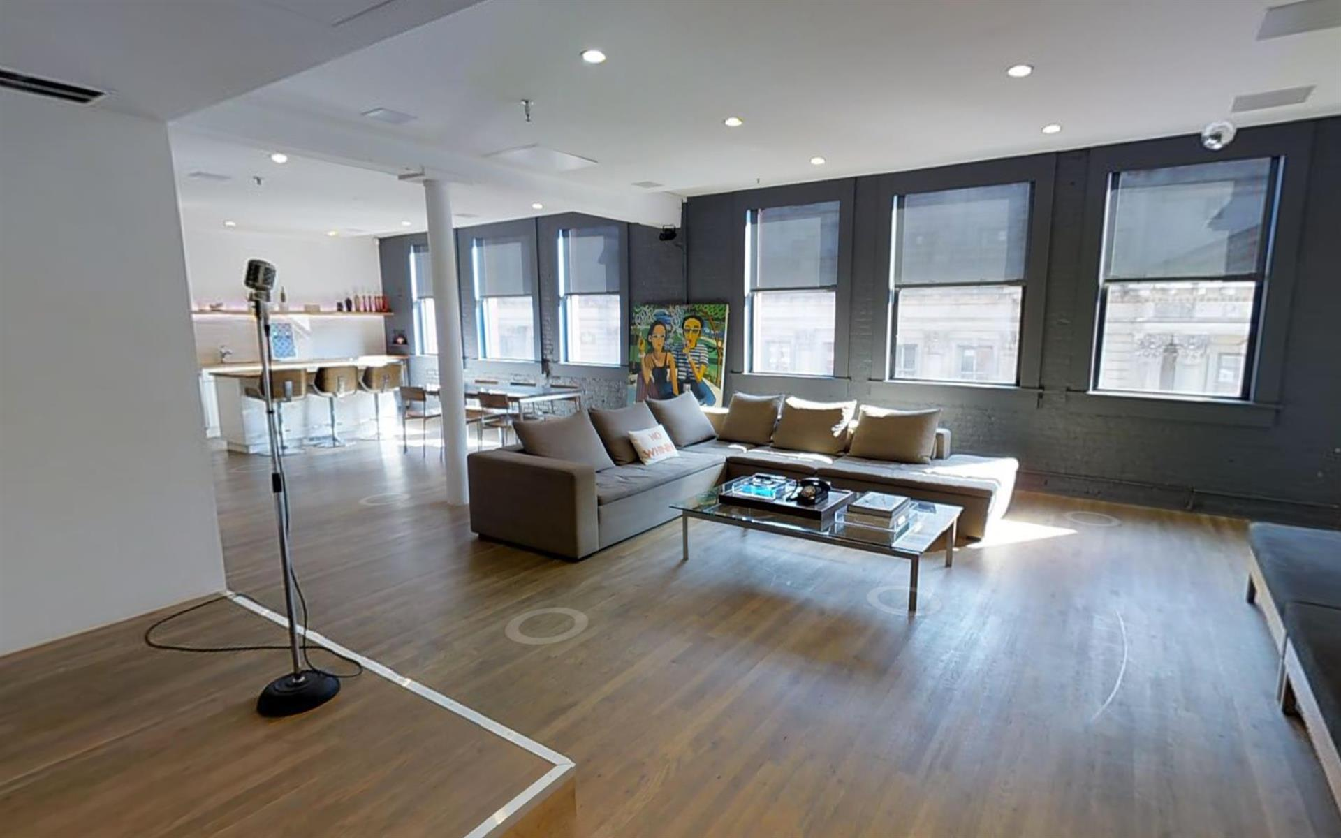 Cliqk Soho Meeting & Event Spaces - Smart Soho Loft on Centre Street