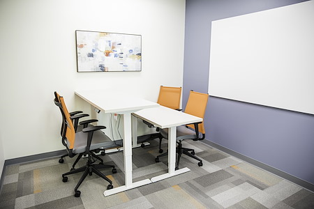 Office Evolution - Charleston - Small Conference Room