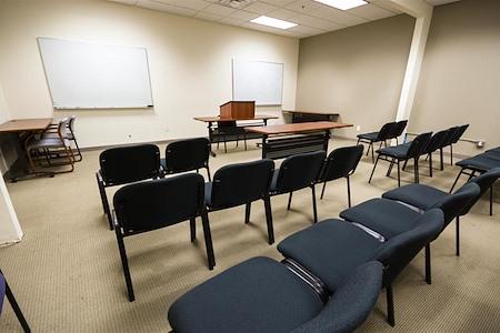 McCarthy Business Center - Training Room